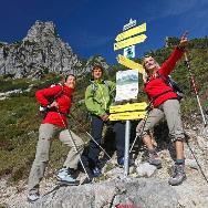 Wanderurlaub Salzburger Land, Wanderurlaub Filzmoos, Wanderurlaub Österreich, Hotel Hammerhof-lowa wandertour