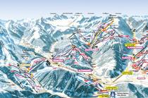skiurlaub, winterurlaub,  filzmoos, salzburg, salzburgerland, ski amadé,, österreich - Skigebiet Salzburger Sportwelt