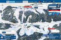 skiurlaub, winterurlaub,  filzmoos, salzburg, salzburgerland, ski amadé,, österreich - Skigebiet Ski amade