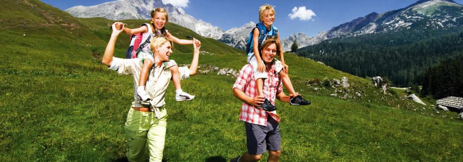 familienurlaub, kinder gratis, filzmoos, salzburg, österreich - Hammerhof1